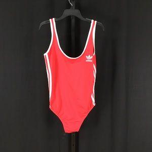 Adidas Originals Trefoil one piece swim suit Large